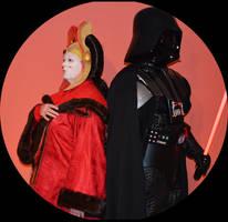 Padme Amidala  Darth Vader
