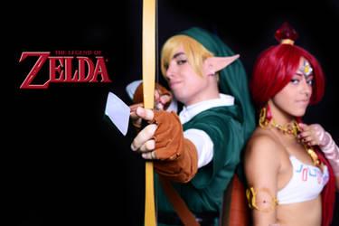 Link and Nabooru