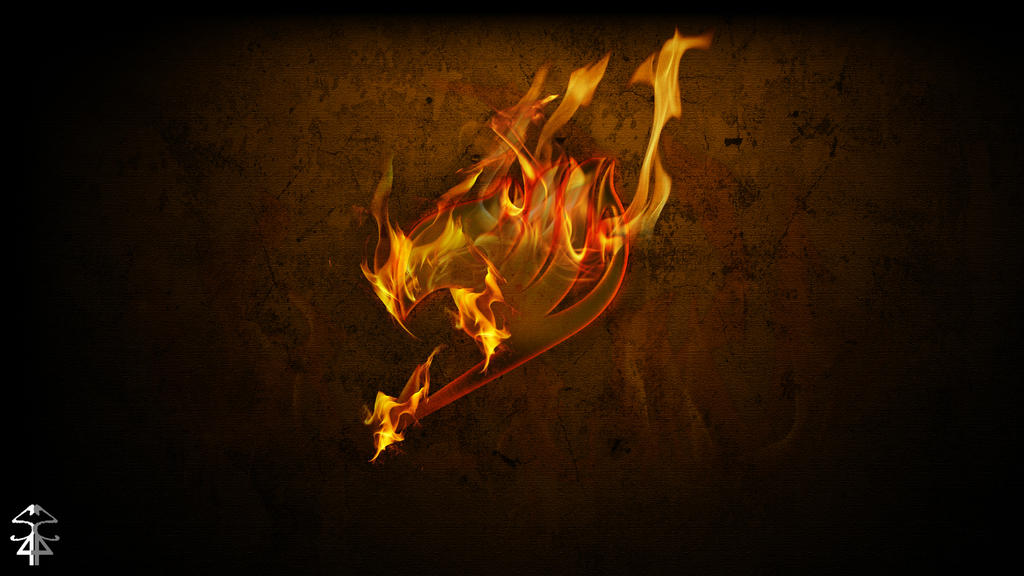 Fairy Tail Logo Flame By Snakestorm44 On Deviantart