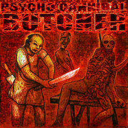 psycho cannibal butcher by campagnez