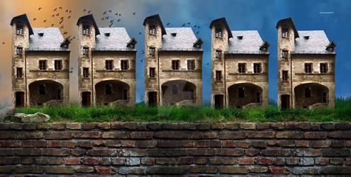 Same houses