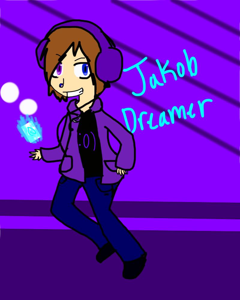 :RQ: Jakob Dreamer by SparkyChan23