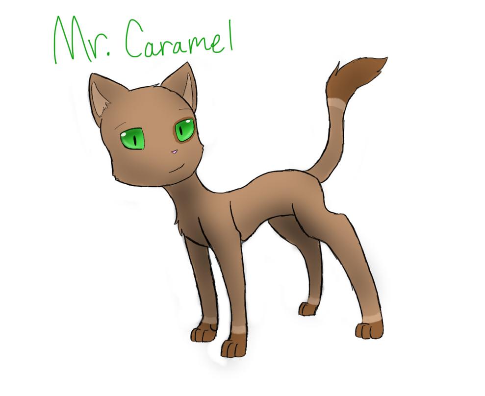 Mr. Caramel by SparkyChan23