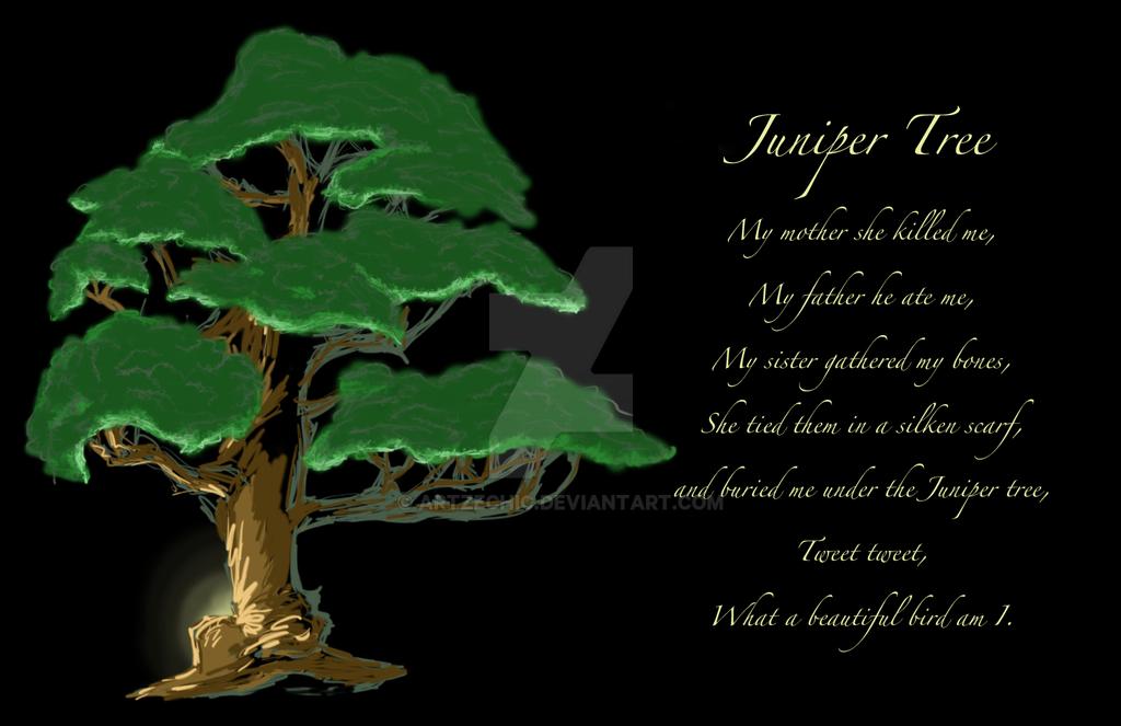 Tree Study 01 by artzechic