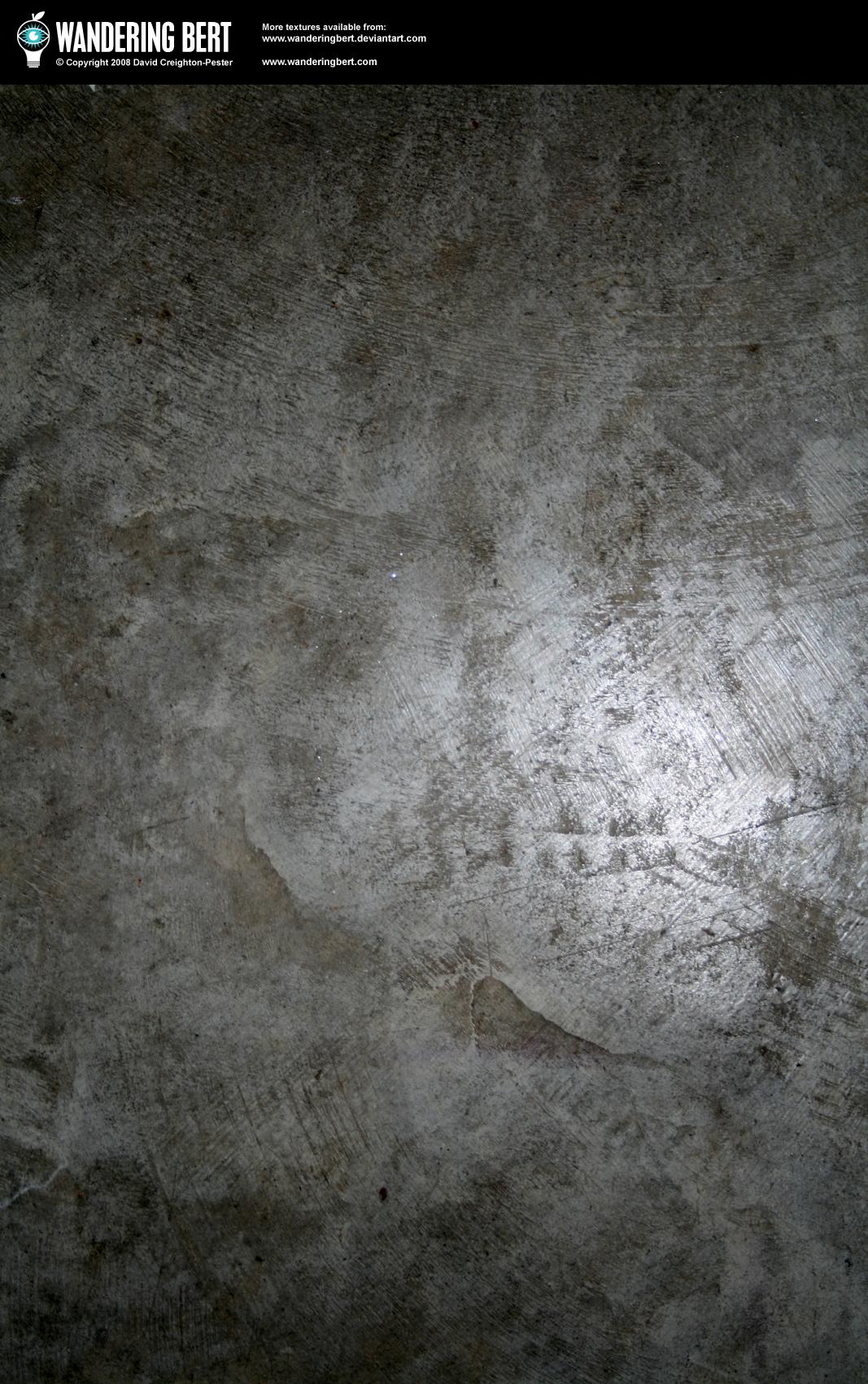 Concrete Floor by WanderingBert