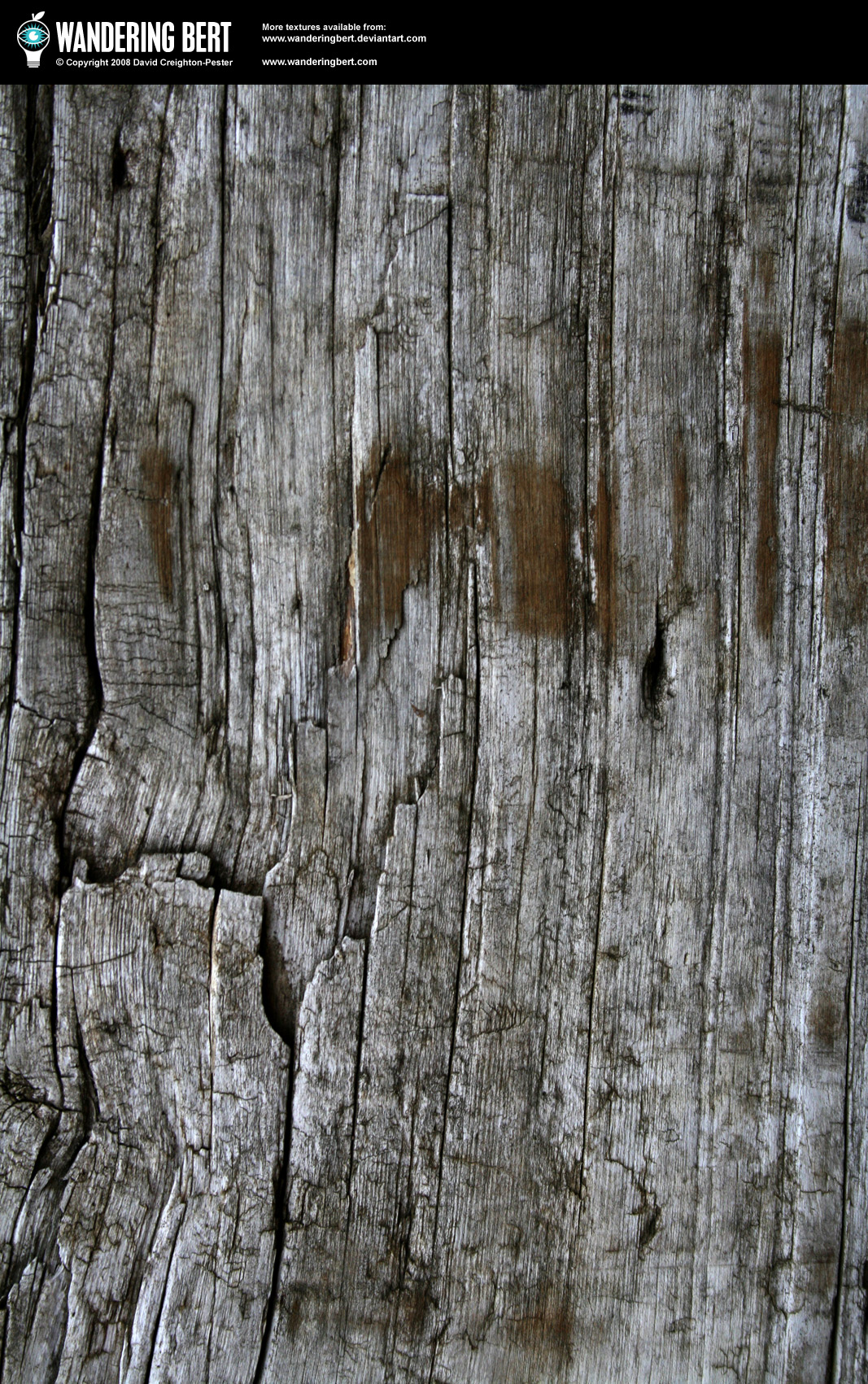 Wood - Old Fence Post