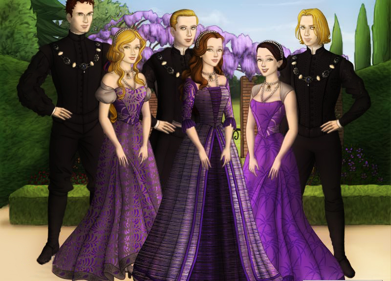The Cullens the cullens in breaking dawngirlink on deviantart