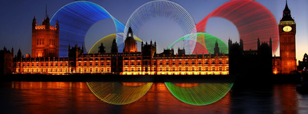 London 2012 by girlink