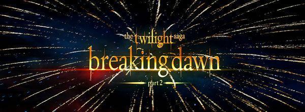 Breaking Dawn Banner