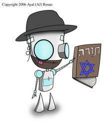 Jew G.I.R. by AJ-TheCanaanFox