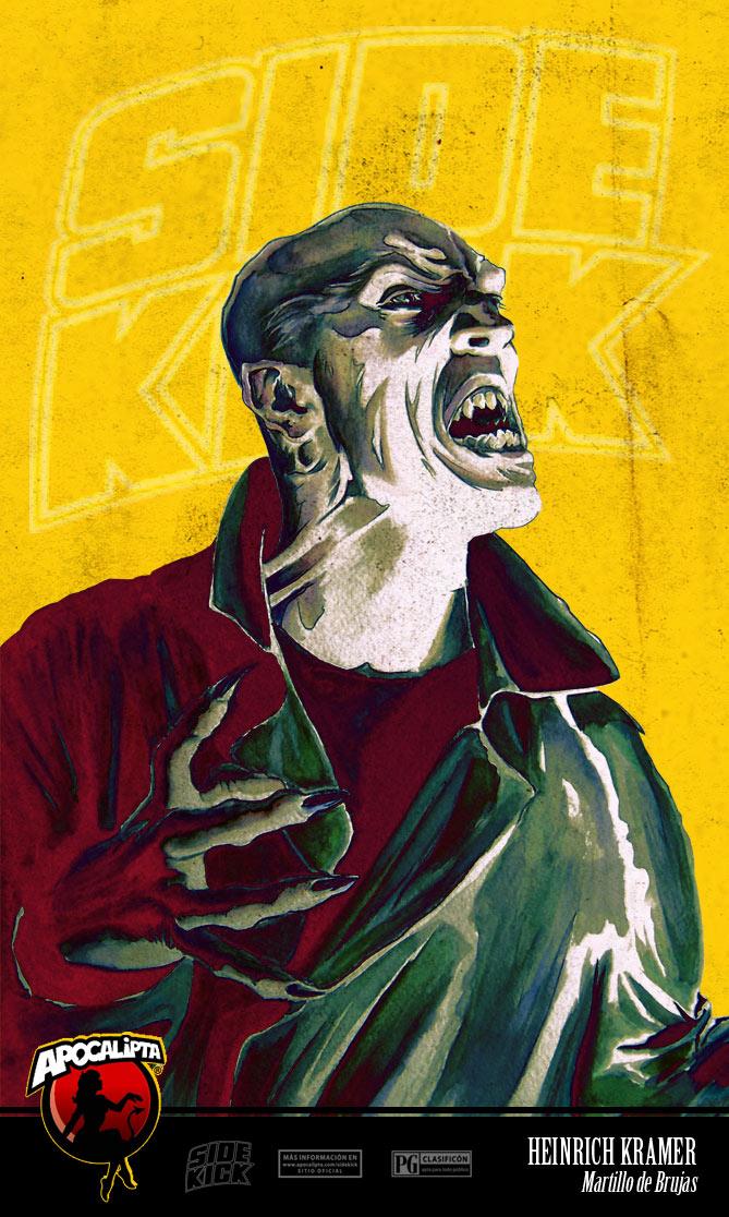Sidekick Illustration by Zigno