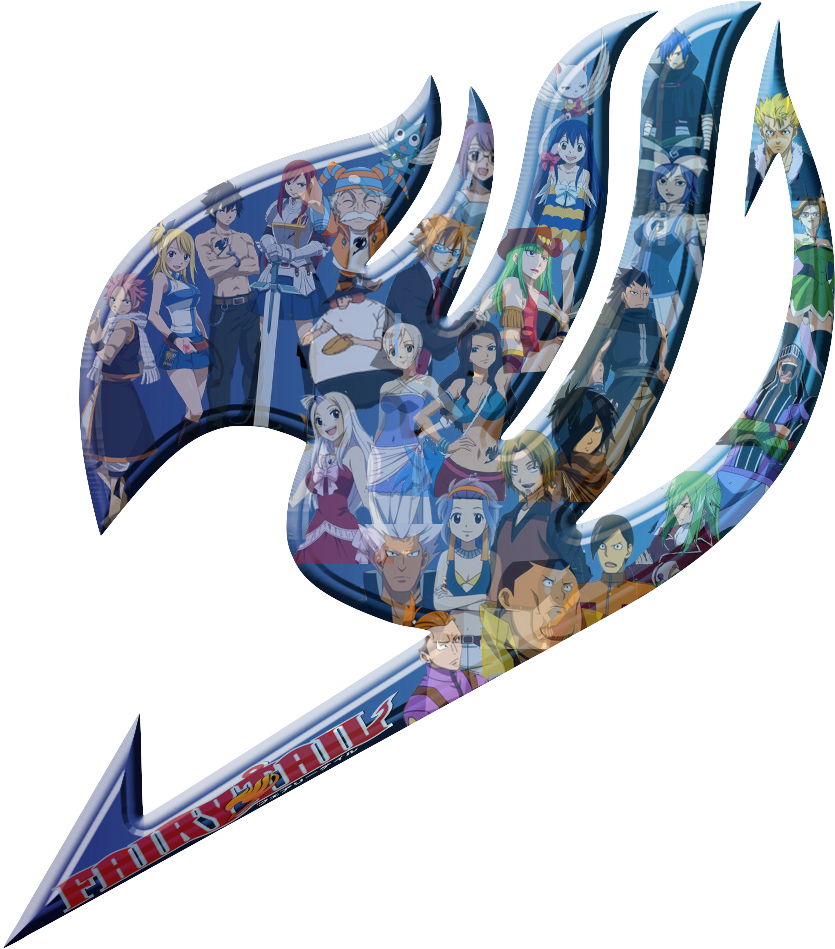 Fairy tail logo by shadamyluv on deviantart - Fairy tail emblem ...