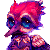 unholy attempt at pixel art by Vruia