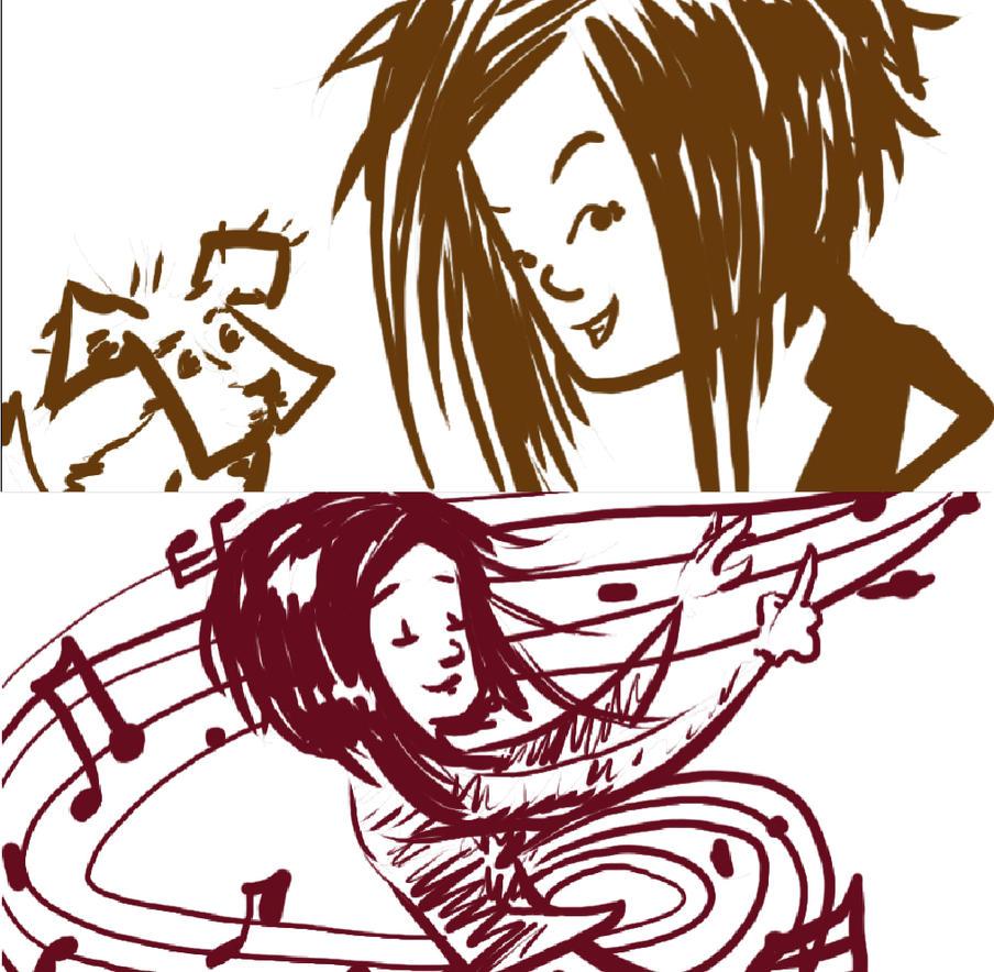 Doodles Pol by Lupilstinskin
