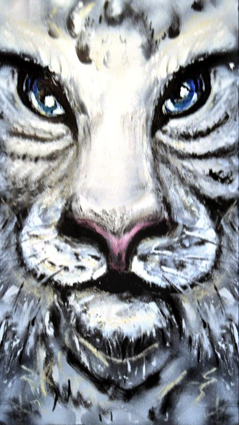 White Tiger by Lupilstinskin