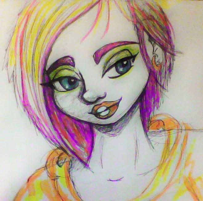 Girly by Lupilstinskin