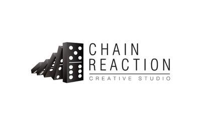 Chain Reaction - logo by Blashko