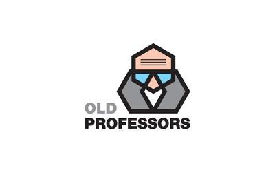 Old Professors - logo by Blashko