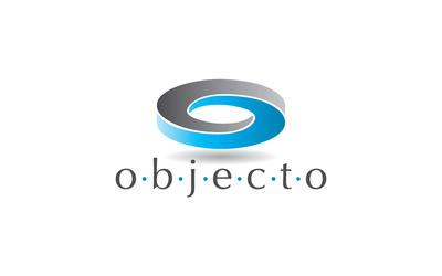 Objecto - logo by Blashko