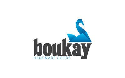 Boukay - logo by Blashko