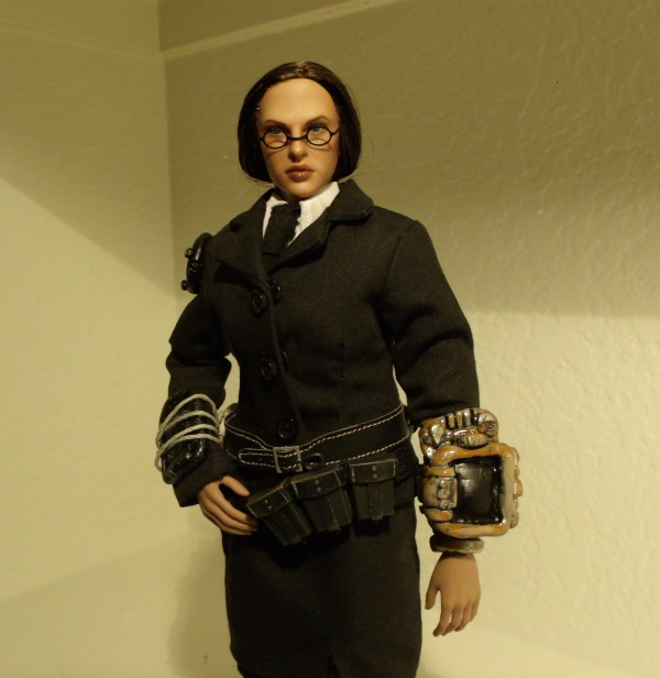 Fallout New Vegas: The Courier by TheWoodsman on DeviantArt