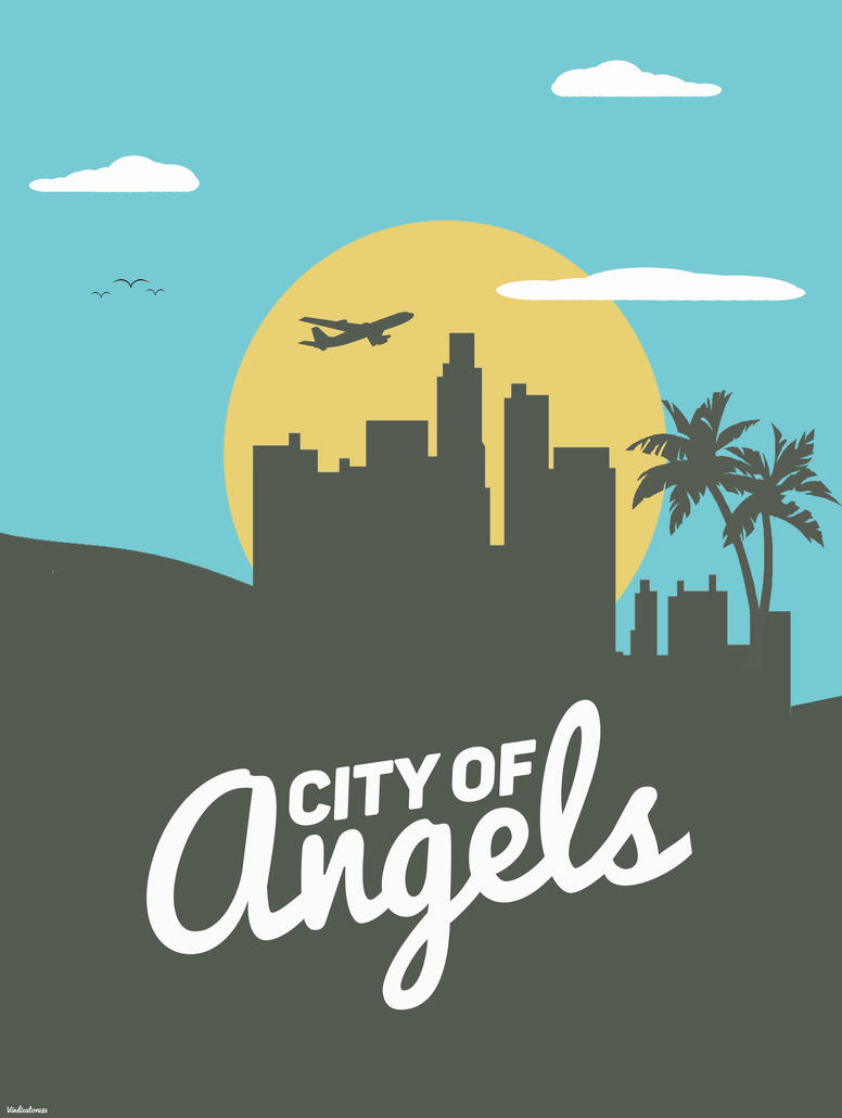 City of angels by VindiCaToR285