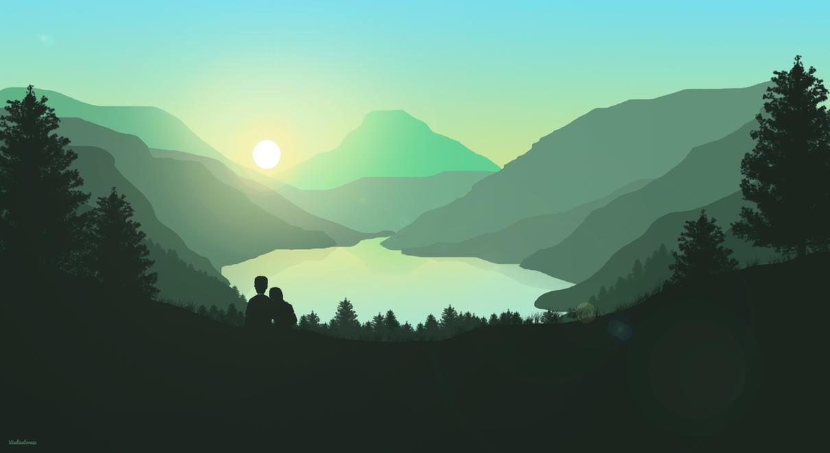 Lake Amare by VindiCaToR285
