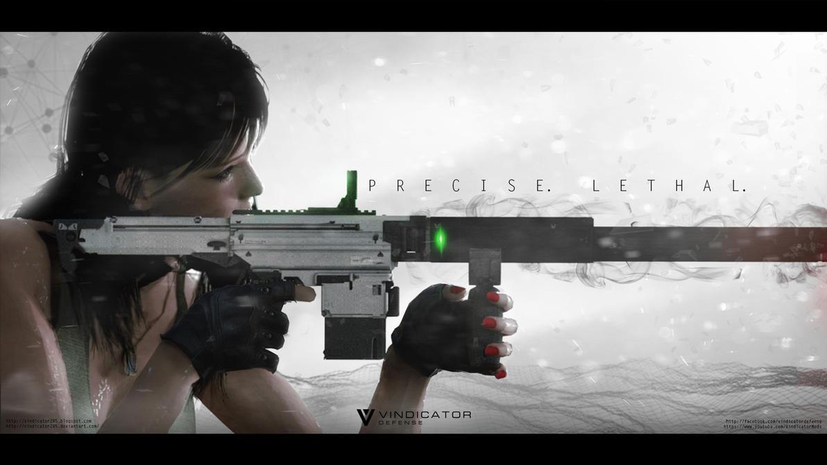 Precise.. Lethal.. by VindiCaToR285