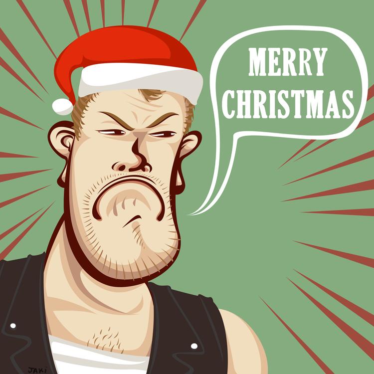 Merry Xmas by rabidvegeta567