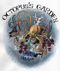 Octopus's Garden by The4thLantern