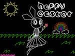 Happy (Kinda late-) Easter!