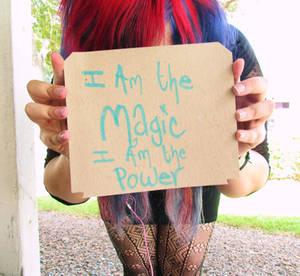 I am the magic