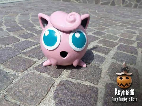 Jigglypuff  by SaronniSimon
