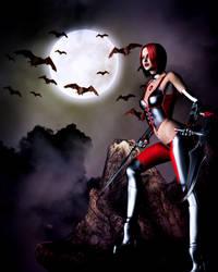 vampire knight by AR-0