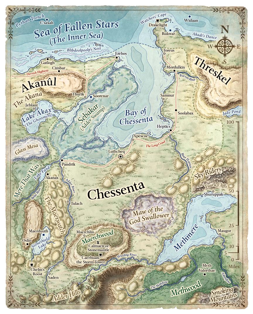 Chessenta Map By Mikeschley On Deviantart