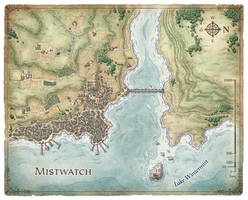 Mistwatch by MikeSchley