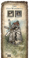 The Old Windmill by MikeSchley