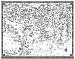 Dragon Run Map