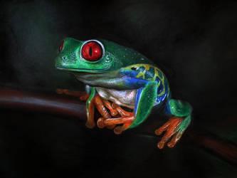 Cute Froggie