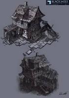 houses by staudtagi