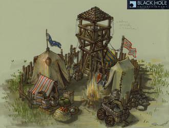 camp concept by staudtagi