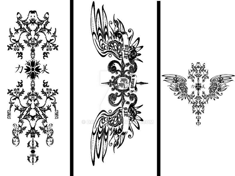 Tattoo Designs by DAV3NY