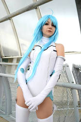 White Heart Hyperdimension by Saru-Cosplay