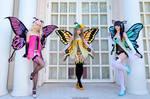 Tony Taka's  Fairies