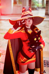 Megumin by Saru-Cosplay