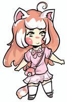Chibi Request #10: Chiu!  by EvilCrayonsOfDoom
