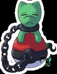Little Linkite (Pokemon) by Midnight197