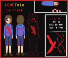 LOVETale LV-Frisk Ref