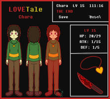 LOVETale Chara Ref