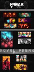 F R E A K 's Pride , by xRyuSama